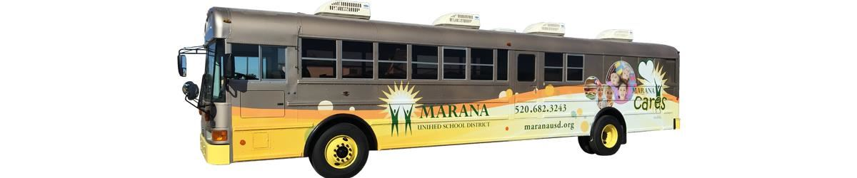 Marana Cares Mobile Food Bus