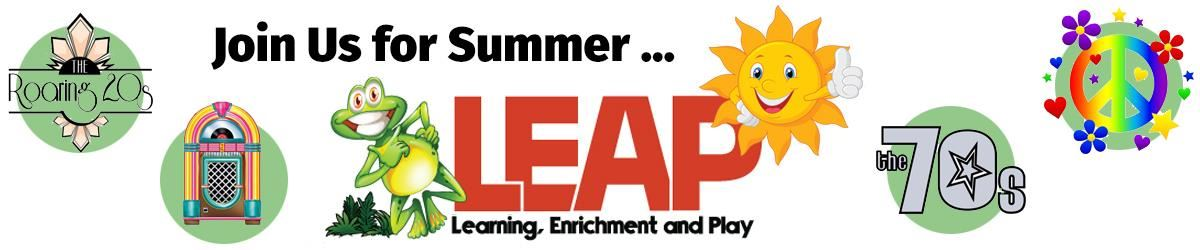Summer LEAP - Themes in the decades