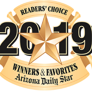 Twin Peaks Named Arizona Daily Star Readers Choice Favorite!