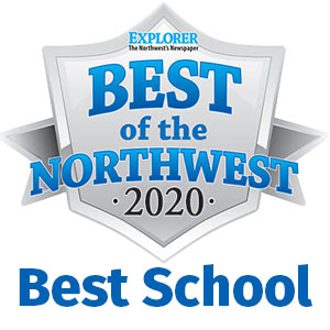 IMAGE: Best of the Northwest Logo - Best School