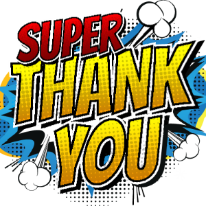 IMAGE: SUPER Thank You!