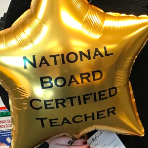 IMAGE: National Certification Balloon.